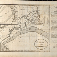 Remarks upon the Navigation from Newfoundland to New York In order to avoid the Gulph Stream